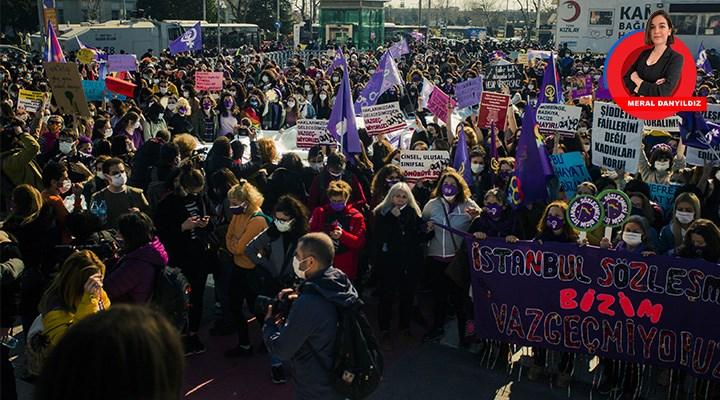 İstanbul Sözleşmesi imzalanalı 10 yıl oldu: Sözleşme bizim vazgeçmiyoruz