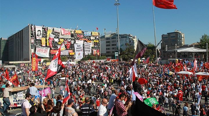 Taksim Dayanışması: Umudumuz Gezi yargılanamaz