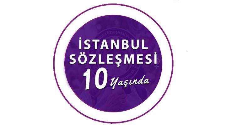 """78 baro başkanı """"İstanbul Sözleşmesi'nden vazgeçmiyoruz"""" dedi"""