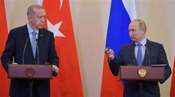Erdoğan ve Putin görüştü: Gündem, Filistin ve aşı