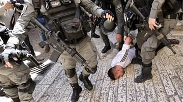 İsrail polisinden Filistinlilere yeni saldırı