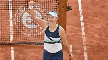 Krejcikova, Roland Garros'ta şampiyon