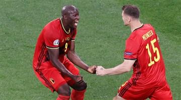 Belçika, Rusya'yı kolay geçti: 3-0