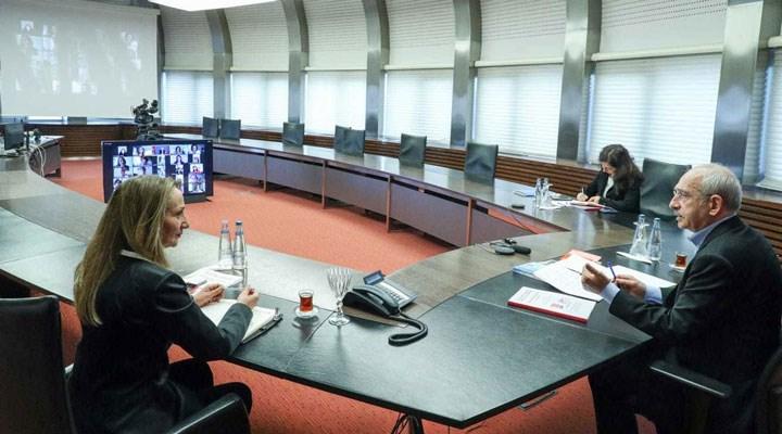 Kılıçdaroğlu: 'Politikamızı sosyal kimlikler üzerinden kuruyoruz'
