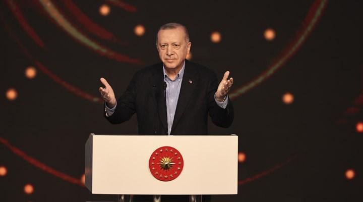Erdoğan'ın 'dili sürçtü': Suriye'yi istikrarsızlaştırma çabalarımızda...