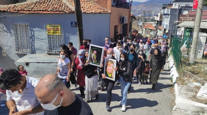 HDP'ye yönelik saldırıda öldürülen Deniz Poyraz son yolculuğuna uğurlanıyor