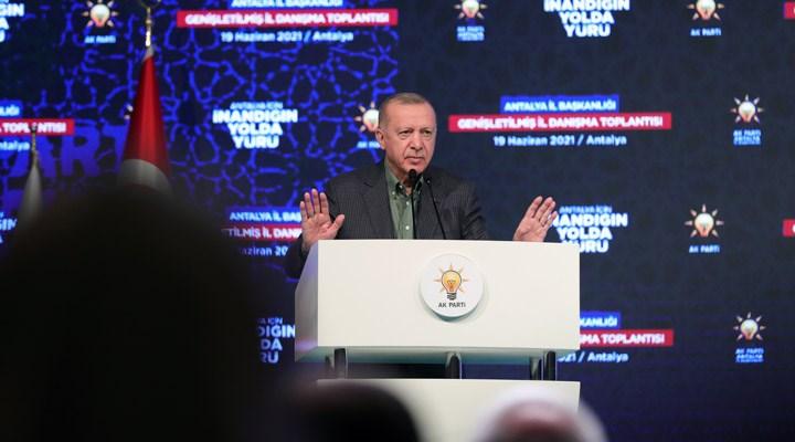 Erdoğan: İzmir'deki saldırıyı en şiddetli şekilde kınadık, benzerlerini de kınayacağız
