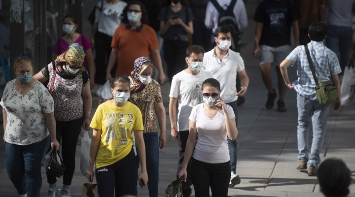 Koronavirüste 51 can kaybı, 5480 yeni vaka