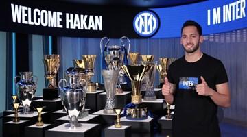 Hakan Çalhanoğlu, Inter'de