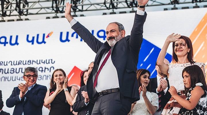 Paşinyan'ın oyları yoksullardan geldi