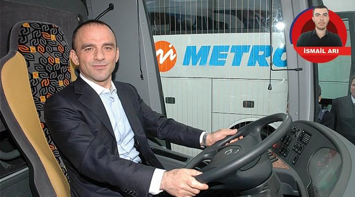 AKP'li belediye Galip Öztürk'ün kiracısı