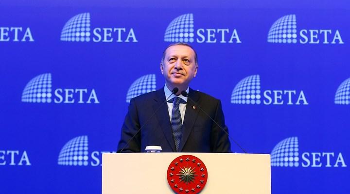 Erdoğan'ın 'düşünce kuruluşu' SETA'da tasfiye