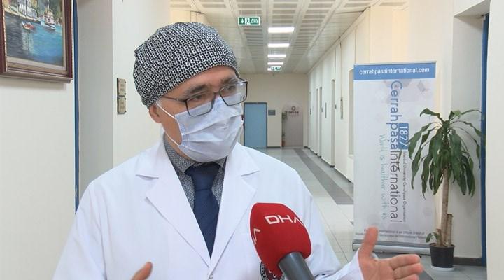 """""""Aşısızlar, kanser gibi riskli gruptaki aşılı hastalara koronavirüs bulaştırıyor"""""""