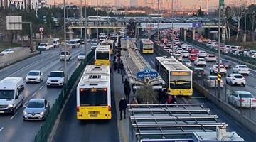 İstanbul'da toplu ulaşıma zam