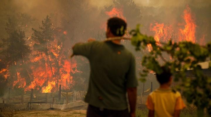 Orman yangınlarının ortaya çıkış sebebi üzerine soruşturma başlatıldı