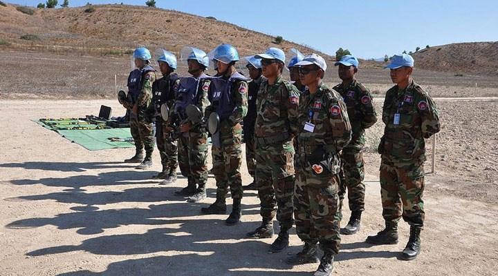 BM Barış Gücü'nün Kıbrıs'taki görev süresi uzatıldı