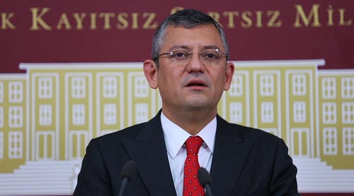 CHP'li Özel: Erdoğan'ın Biden'a verdiği taahhütlere uymayacağız