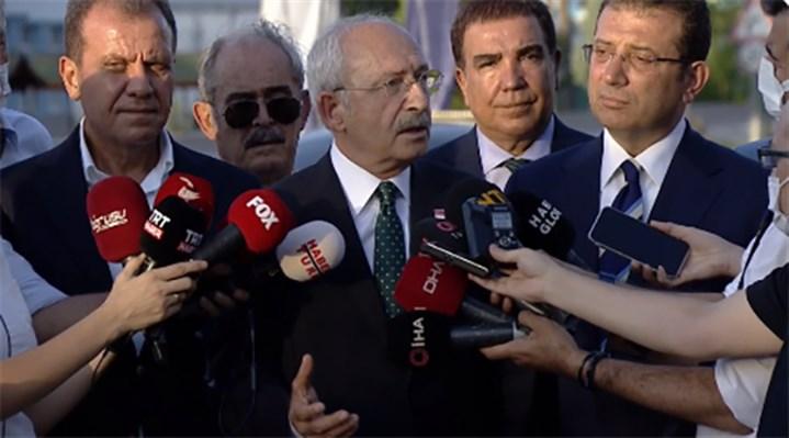 Kılıçdaroğlu: THK uçakları için 14 milyon dolar da toplarız