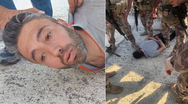 Konya'daki katliamın zanlısı yakalandı
