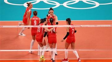 Türkiye çeyrek finalde veda etti