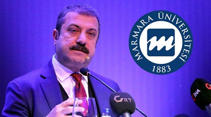 Marmara Üniversitesi, Kavcıoğlu'nun kopyala-yapıştır tezini akladı!