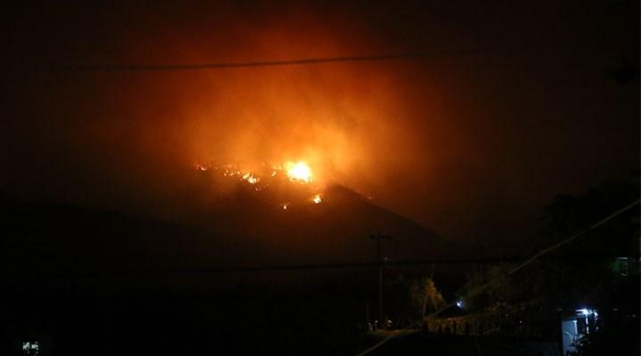 Orman yangınları 9. gününde: 6 ilde 15 yangın devam ediyor