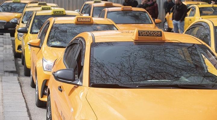 UKOME toplantısında İBB'nin yeni taksi teklifi reddedildi