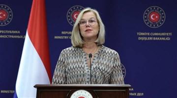 Hollanda Dışişleri Bakanı görevinden istifa etti