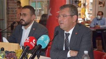 CHP'li Özel: Bir yıl içinde Cumhuriyet Yurtları yapılacak