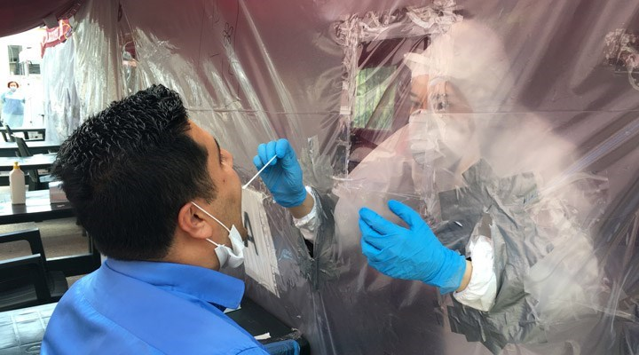 Türkiye'de koronavirüs   223 kişi daha hayatını kaybetti...