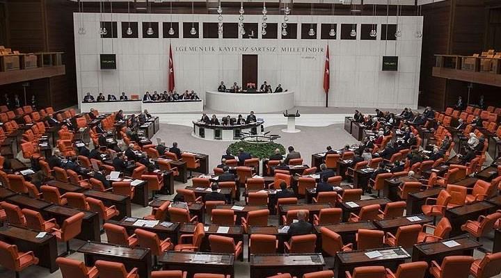 Sınır ötesi operasyonunun uzatılmasını öngören tezkere Meclis'e sunuldu
