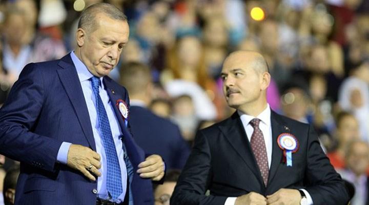 Soylu, Erdoğan'ı 'devrimci' ilan etti!