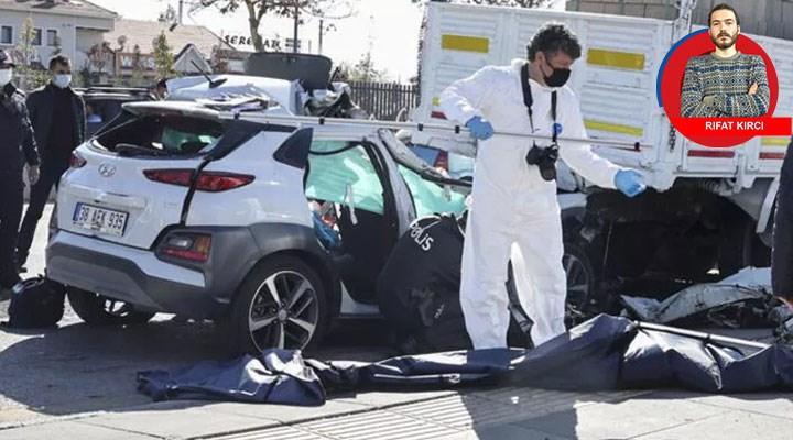 Benan Koyuncu: 'Rümeysa'yı öldüren kaza hepimizi bulabilir'