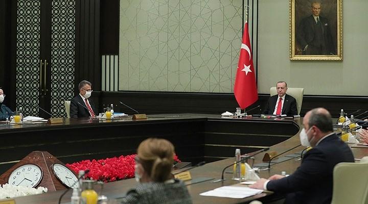 Kabine bugün toplanıyor: 10 büyükelçi meselesi masada