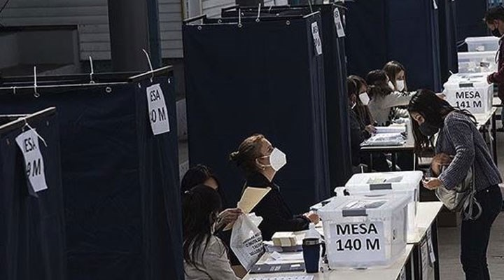 Şili solu anayasa hazırlığında etkili