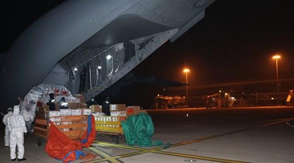 Çin'deki Türkiye vatandaşlarını getirecek askeri uçak Vuhan'dan havalandı