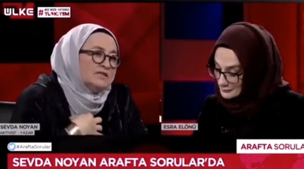 'Yazar' Noyan, komşularını ölümle tehdit etti