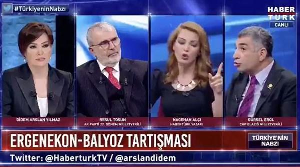 CHP'li Erol'dan Nagehan Alçı'ya: Bank Asya'dan kredileri kim aldı