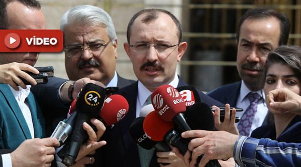 AKP Grup Başkanvekili, Fetullah Gülen'e 'sayın' dedi
