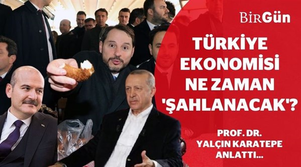 AKP ekonomiyi daha iyi göstermek için rakamlarla nasıl oynuyor? Prof. Dr. Yalçın Karatepe anlattı...
