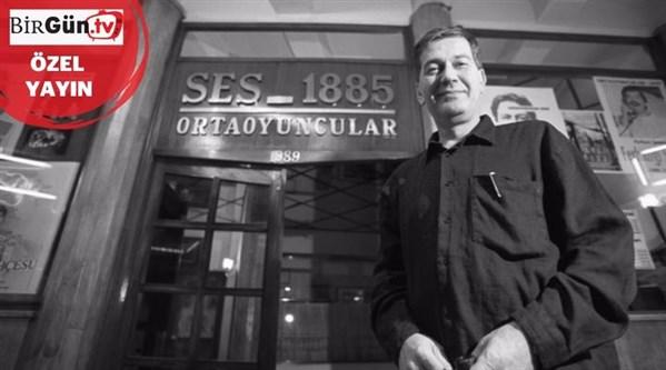 Ferhan Şensoy İçin Ses Tiyatrosu'nda Tören Düzenlendi