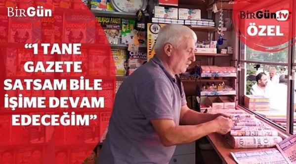 Kulübesindeki son 'gasteci' I #BirGünTV Özel